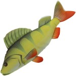 Възглавница риба костур
