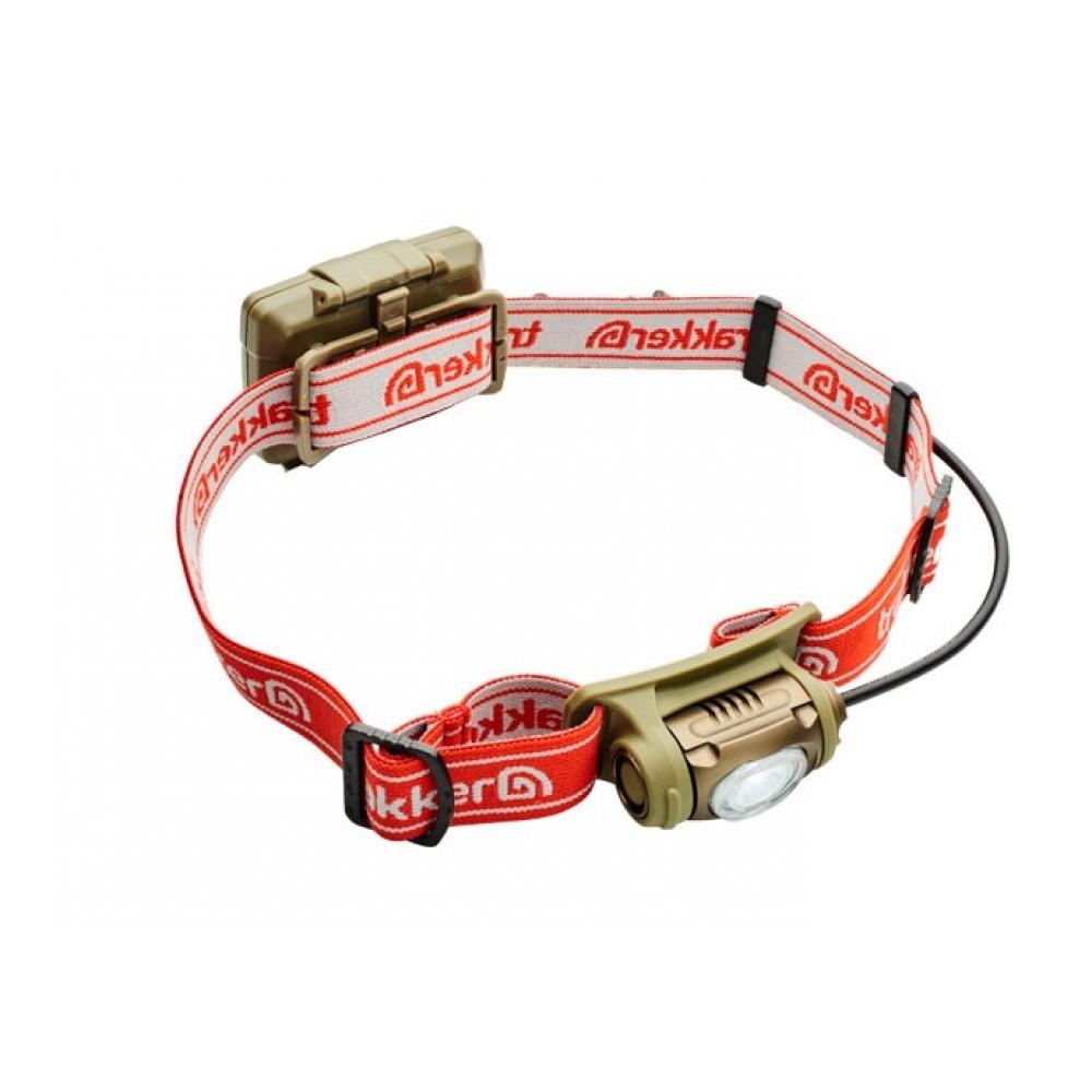 Челник Trakker - Nitelife L4 Headtorch 470 lumens