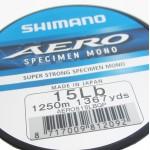 Монофилно влакно Shimano Aero Specimen